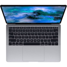 MRE82 – Macbook Air 2018 13 inch 128GB Gray Cũ 99%
