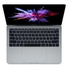 MPXQ2 - MacBook Pro 2017 13 inch Space Gray 128GB cũ 99%