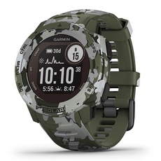 Garmin Watch Instinct Solar Camo Edition GPS Chính Hãng