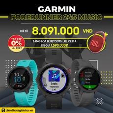 Garmin Watch Forerunner 245 Music Chính Hãng