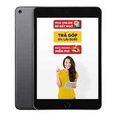 iPad Mini 5 7.9 inch Wifi Cellular 64GB 2019 Chính Hãng