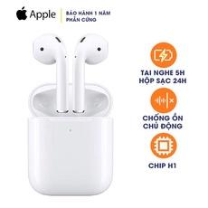 Tai nghe Apple Airpods 2 Hộp Sạc Không Dây Chính Hãng