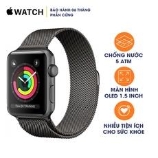 Apple Watch Series 3 38mm GPS Aluminum Cũ 99%
