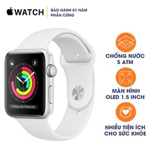 Apple Watch Series 3 42mm GPS Aluminum Sport Band
