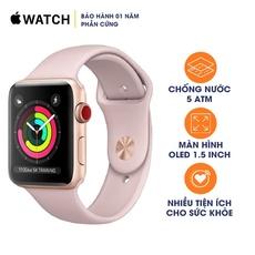 Apple Watch Series 3 42mm LTE Aluminum Sport Band