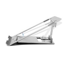 Đế Tản Nhiệt Cơ Động TomToc Alumium Foldable For Ipad/Macbook & Another tablet/Laptop