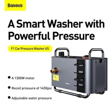 Bộ Xịt Rửa Xe Baseus Car Pressure Washer