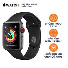 Apple Watch Series 3 LTE 38mm Aluminum Sport Band MTGH2 - Nguyên Seal Chưa Kích Hoạt