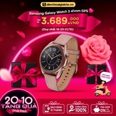 Samsung Galaxy Watch 3 41mm GPS Chính Hãng