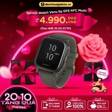 Garmin Watch Venu Sq GPS NFC Music Chính Hãng