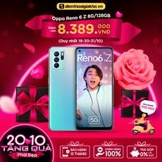 Oppo Reno 6 Z 8G/128GB Chính Hãng