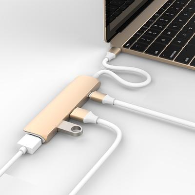 Cổng Chuyển HYPERDRIVE USB Type-C with 4K HDMI - Hàng Chính Hãng Nguyên Hộp