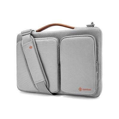 Túi Đeo Tomtoc Usa 360* Shoulder Bags Macbook 15 Inch Gray (A42-E02S)