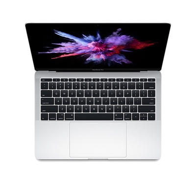 MPXU2 - MacBook Pro 2017 13 inch Silver 256GB Cũ 99%