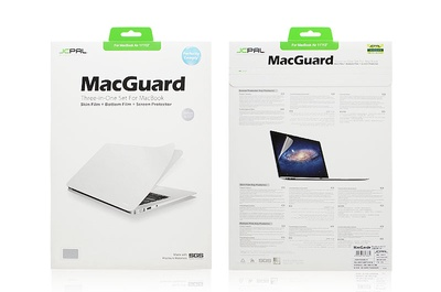 Dán Bảo Vệ JCPAL Macguard 5 In 1 New Macbook Pro 2016 15 inch