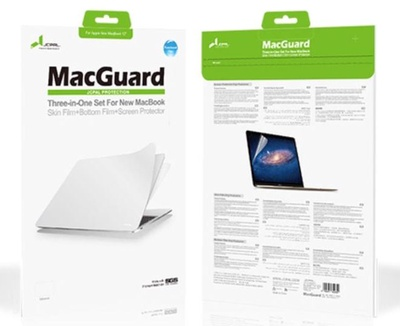 Dán Bảo Vệ JCPAL Macguard 5 In 1 Macbook Air 13 Inch 2018 -2019