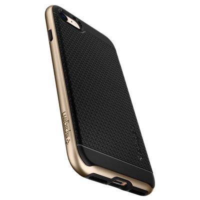 Ốp lưng iPhone 7/8 Spigen Neo Hybrid 2 Champagne Gold (054CS22360)