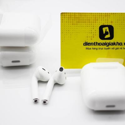 Hộp sạc tai nghe AirPods 2 MỚI (Hộp sạc có dây - Không gồm tai nghe)