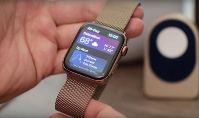 Dây Apple Watch Milanese Loop MỚI Hàng Chính Hãng Apple (Fullbox - Nhập Khẩu)
