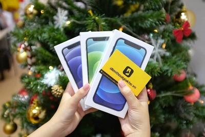 iPhone 12 Mini 256GB Chính Hãng