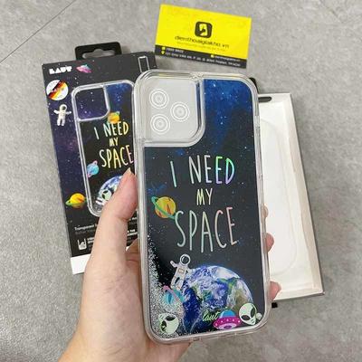 Ốp lưng LAUT Iphone 12/12 Pro Liquid Glitter Space