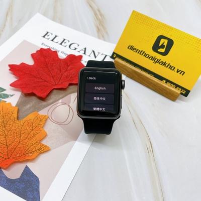 Apple Watch Series 3 38mm LTE Aluminum Cũ