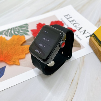 Apple Watch Series 3 LTE 38mm Aluminum Cũ 99%