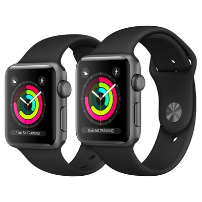 Apple Watch Series 3 38mm GPS Aluminum Cũ