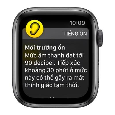 Apple Watch Series 5 44mm LTE Stainless Steel With Milanese Loop Likenew - Fullbox