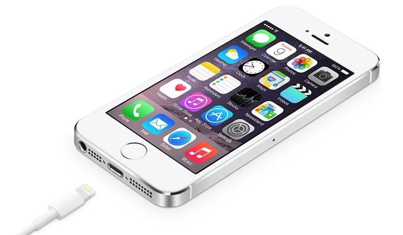 Dây cáp Lightning 2 m Apple MD819 - Sạc pin, truyền tải dữ liệu cho thiết bị