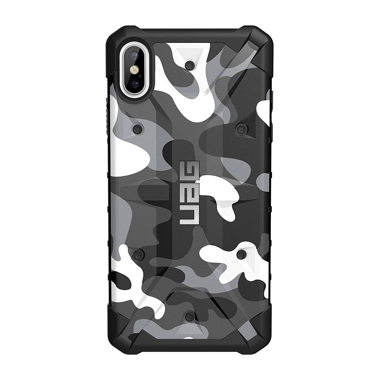 Ốp lưng iPhone XS MAX UAG Pathfinder SE Camo Arctic (111107114060)