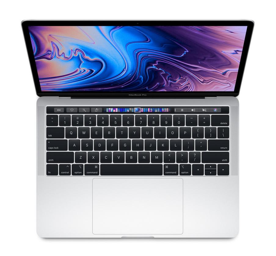 MPXX2 - Apple MacBook Pro 2017 13 inch Touchbar Silver 256GB Cũ 99%