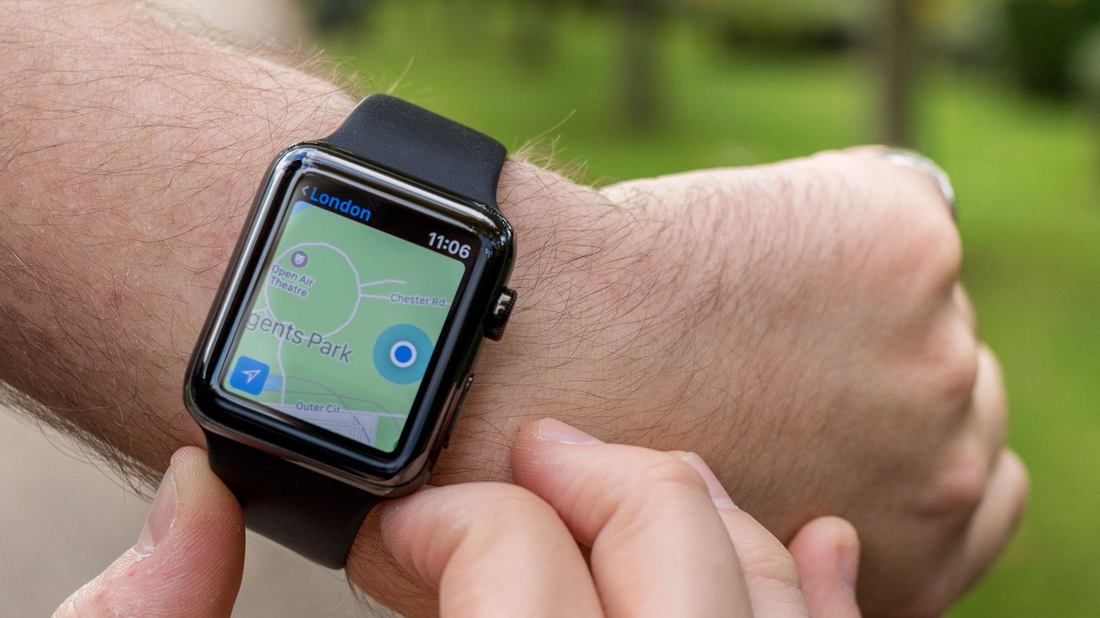 định vị gps apple watch 3 | dienthoaigiakho.vn