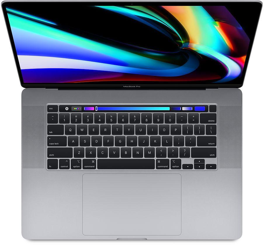 MVVJ2 - MacBook Pro 2019 16 inch 512GB Gray Cũ 99%