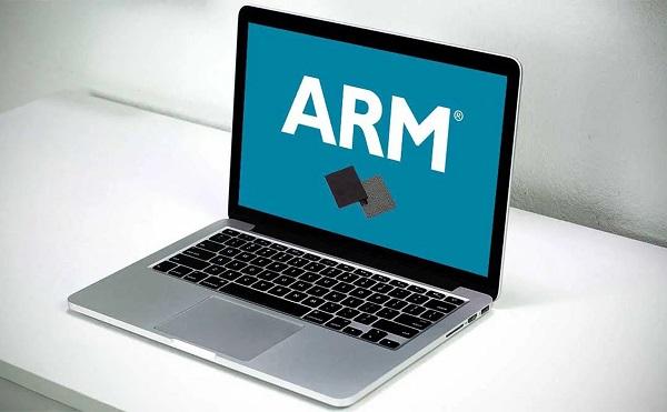 chip arm macbook 2021
