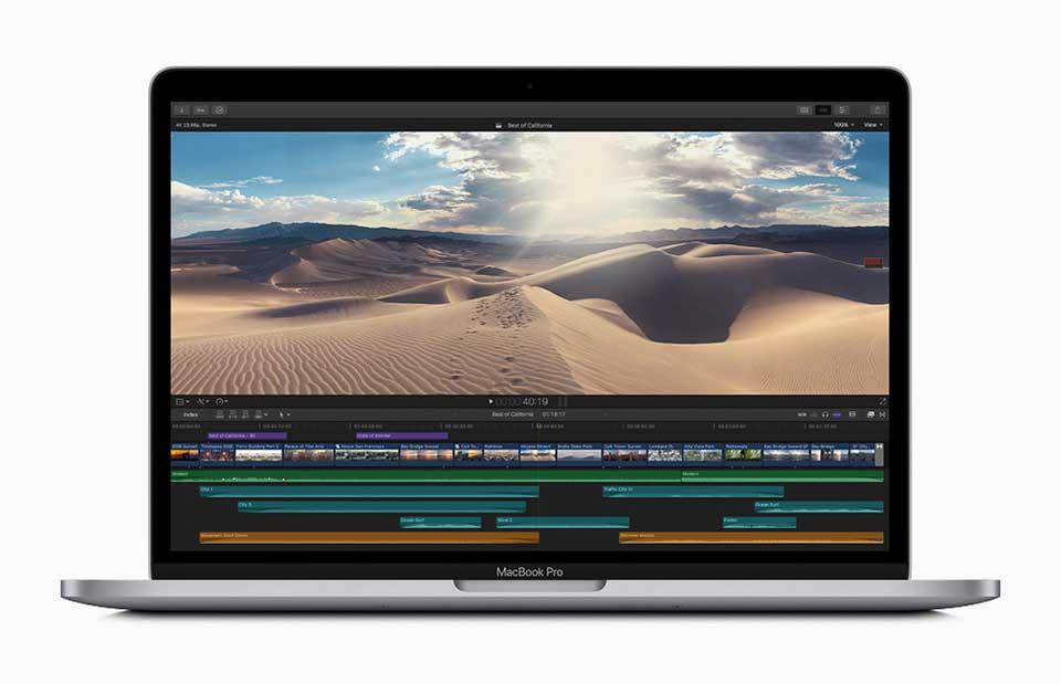 Bên trong MacBook Pro 2020 bản cao cấp có gì khác với bản thường ?