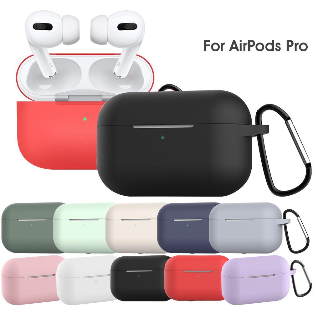 Ốp silicon cho Airpods Pro