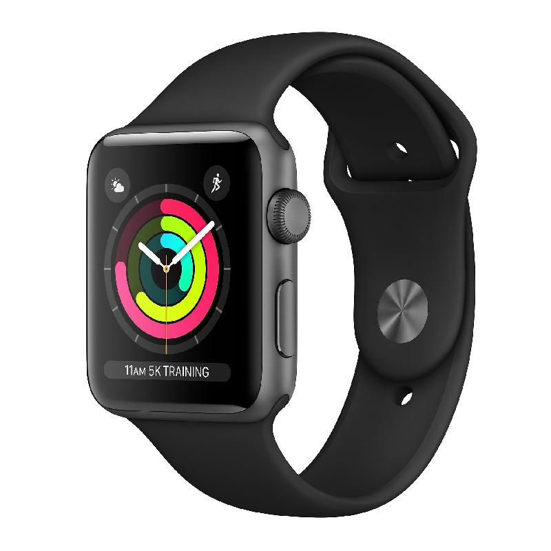 Apple Watch Series 3 GPS 38mm Aluminum Likenew - Fullbox