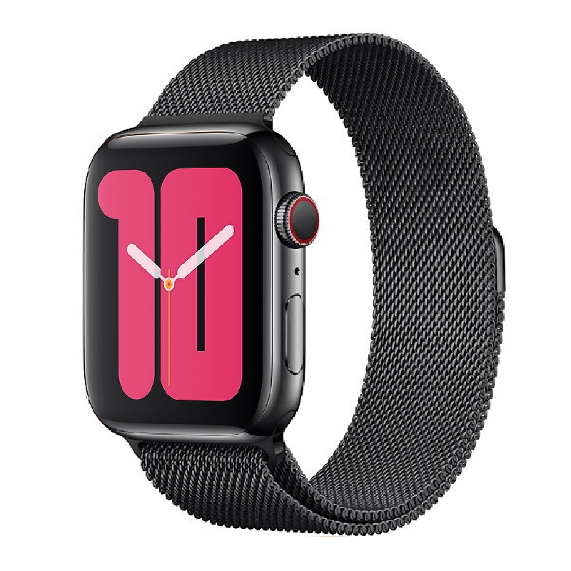 Apple Watch Series 4 44mm LTE Stainless Steel Esim Cũ 99%