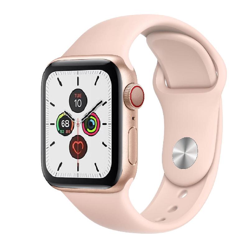 Apple Watch Series 5 44mm LTE Aluminum Mới - Máy Trần Chưa Kích Hoạt