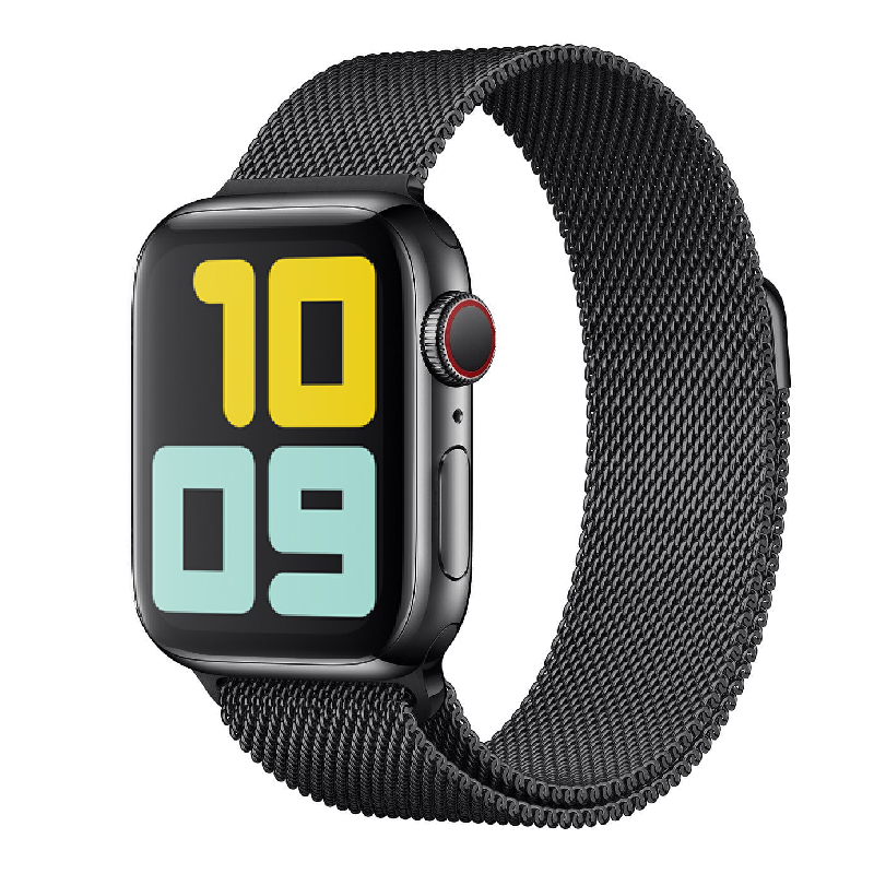 Apple Watch Series 5 44mm LTE Stainless Steel Mới - Máy Trần Chưa Kích Hoạt