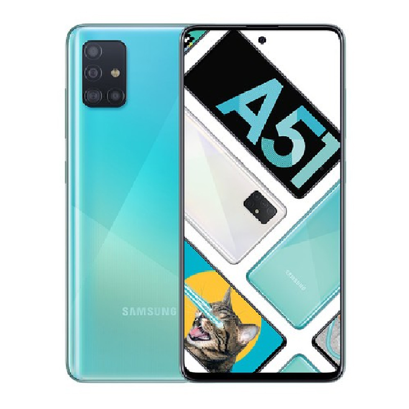 Samsung Galaxy A51 Chính Hãng (Đã Kích Hoạt BHĐT)