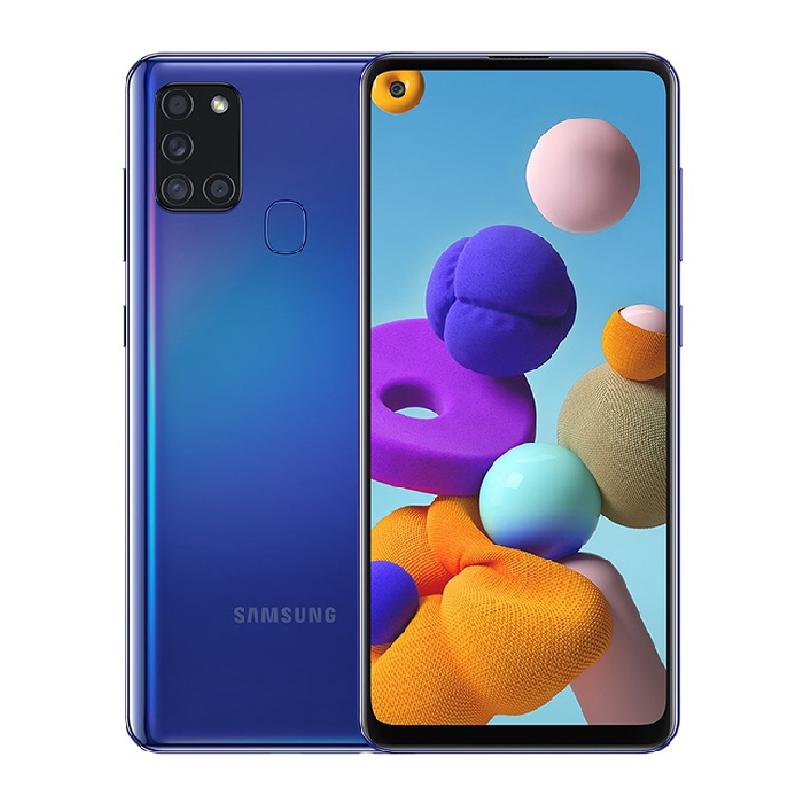 Samsung Galaxy A21s 32GB Chính Hãng (Đã Kích Hoạt BHĐT)
