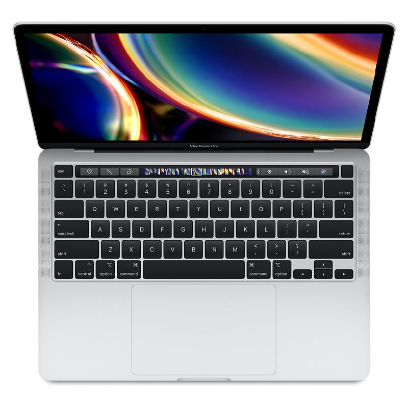 MYDA2 - MacBook Pro 2020 13 Inch Apple M1 8GB/256GB Silver Chính Hãng