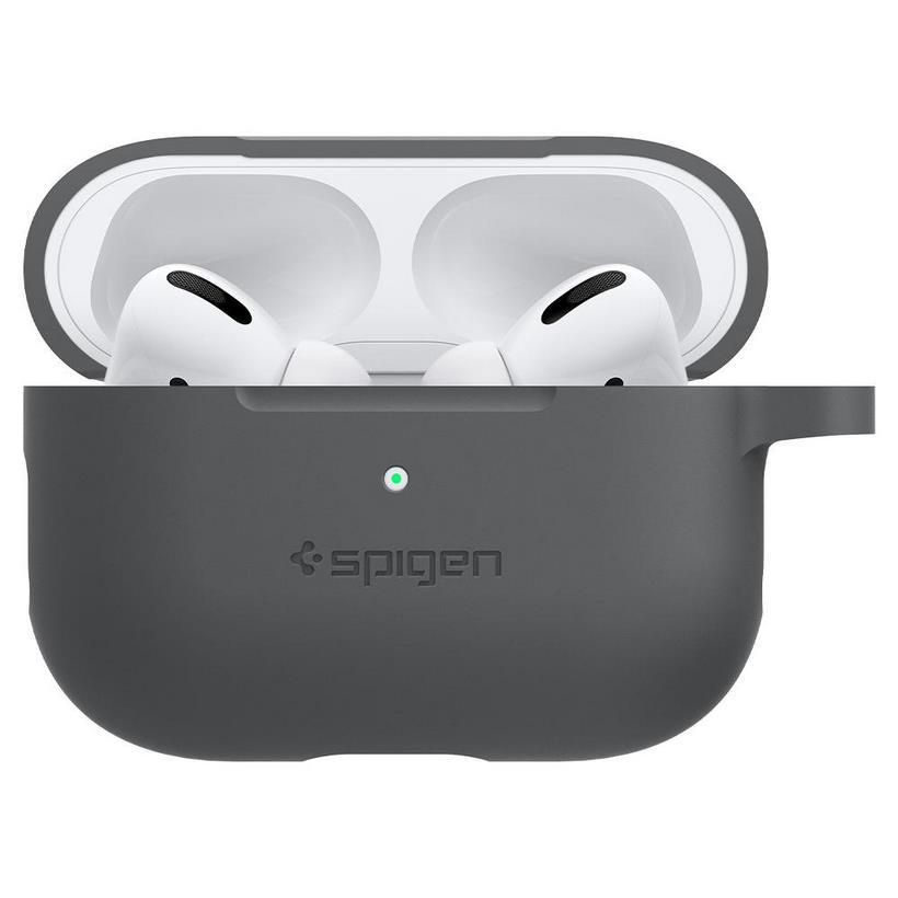 Ốp Apple AirPods Pro Spigen Silicone Fit mới