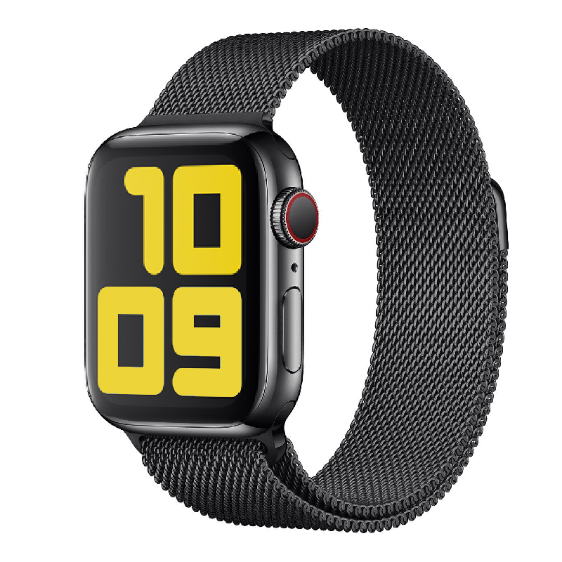 Apple Watch Series 6 44mm LTE Stainless Steel Cũ 99%