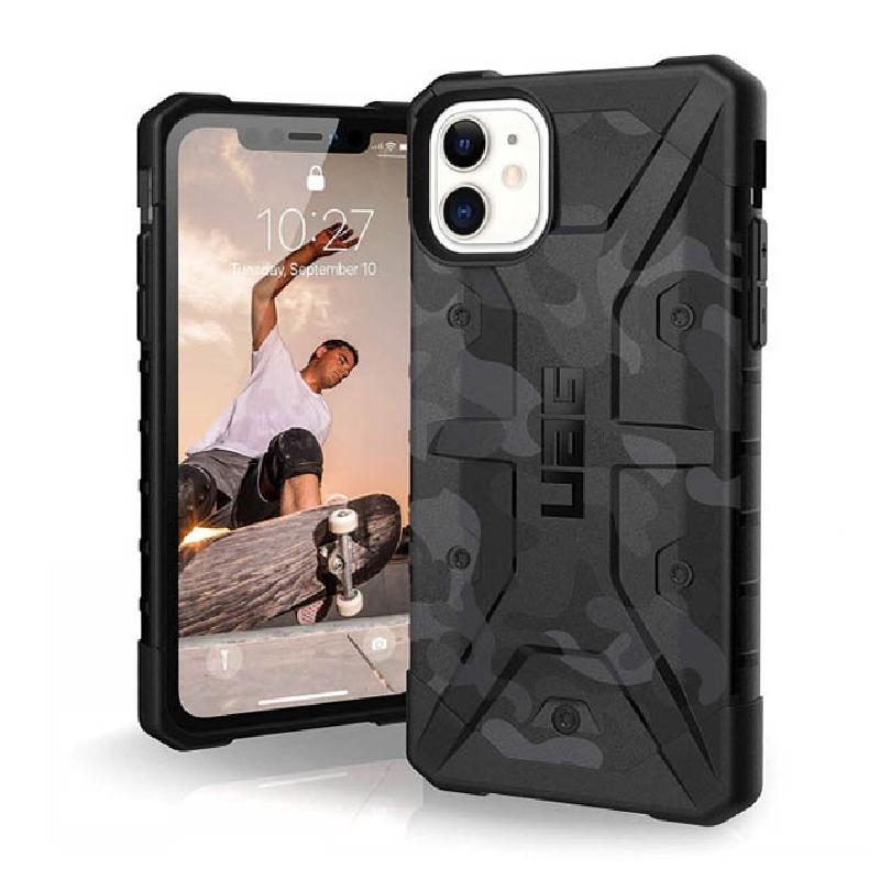 Ốp lưng iPhone 11 UAG Pathfinder SE Camo (Hàng Chính Hãng)