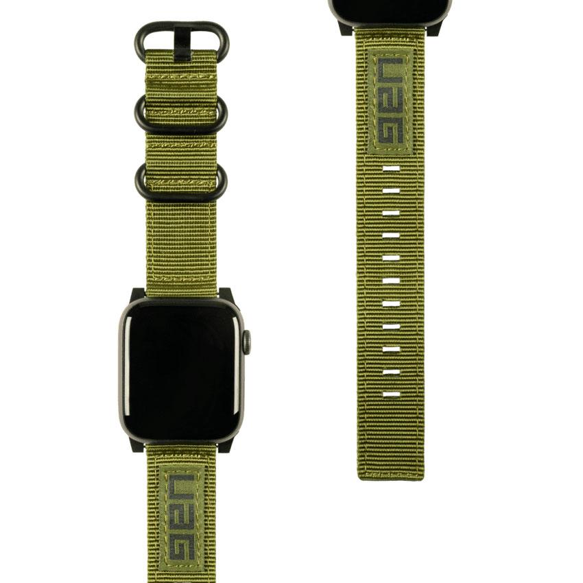 Dây đeo Apple Watch 42/44 UAG Nato Straps (Hàng Chính Hãng)