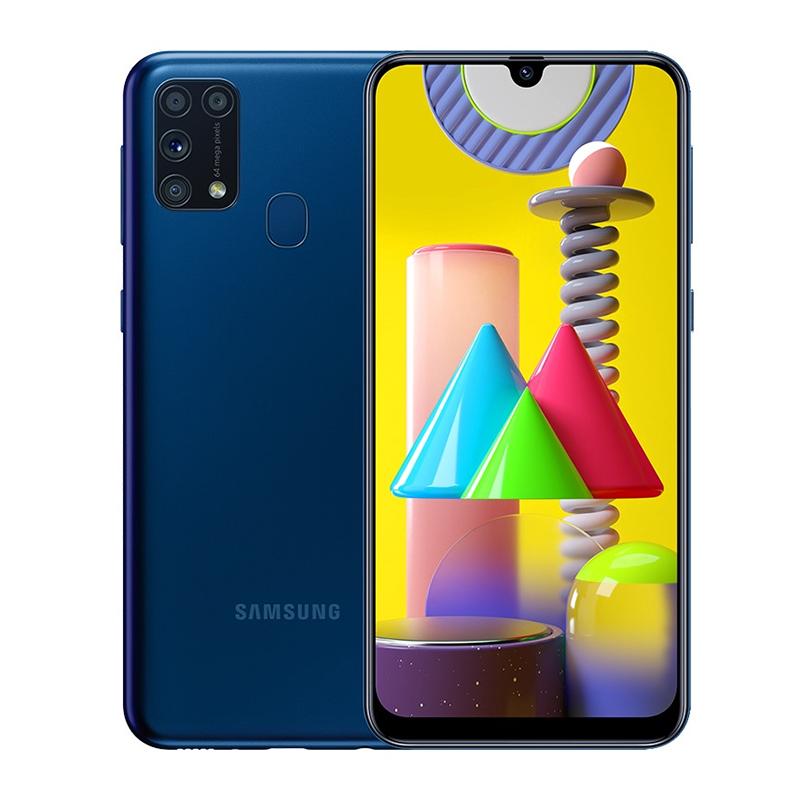 Samsung Galaxy M31 6G/128GB Chính Hãng (Đã Kích Hoạt BHĐT)