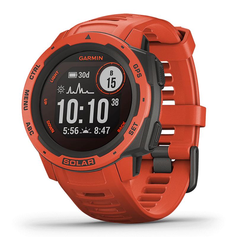 Garmin Watch Instinct Solar GPS Chính Hãng